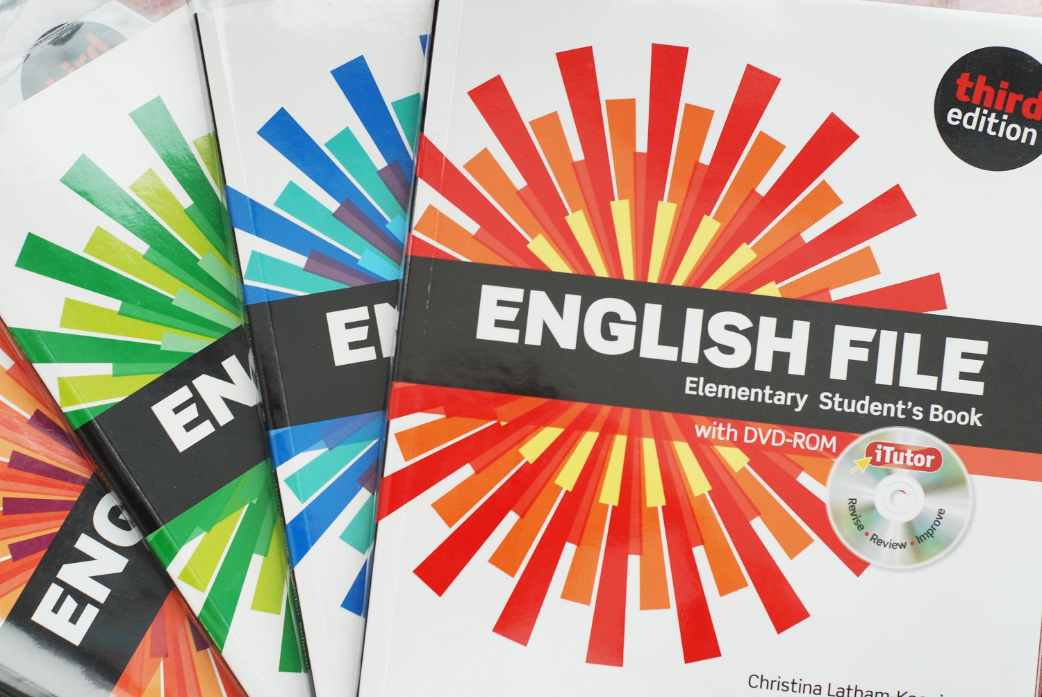 english file könyvek